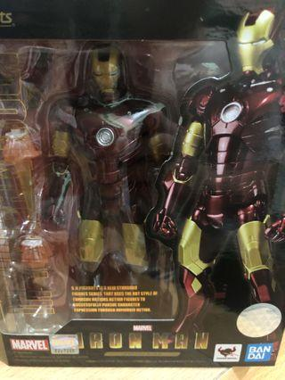 SHF Iron Man Mark 3