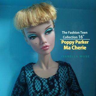 """16"""" Poppy Parker Ma Cherie, The Fashion Teen Collection"""
