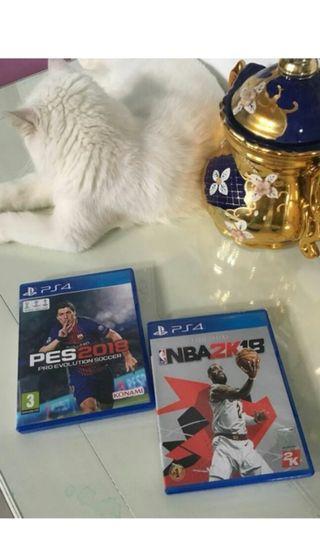 Kaset PS4 (harga per pcs)