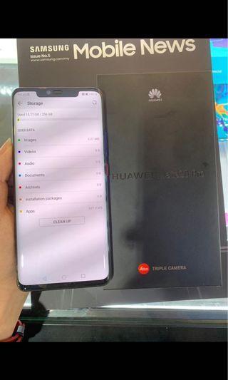 Huawei mate 20pro 8+256 full set