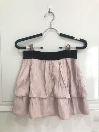 Dusty Pink Skirt