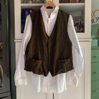 Vintage Vest / Waistcoat / Gillet