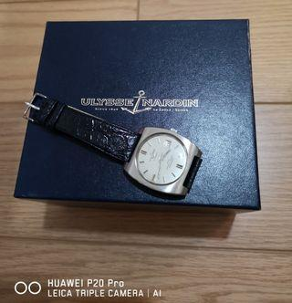VINTAGE ULYSSE NARDIN 36000 OFFICIALLY CERTIFIED CHRONOMETER (AUTHENTIC) Rolex Omega Panerai
