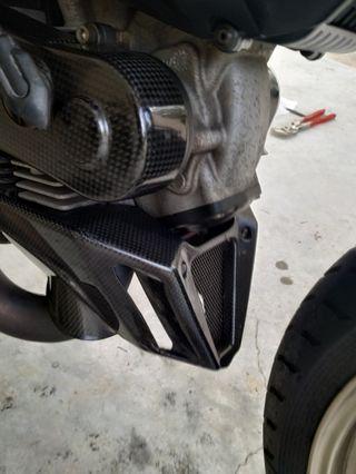 Ducati Carbon Fiber Fairing