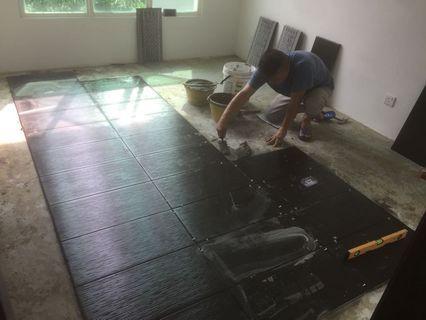 Flooring Tilling Service