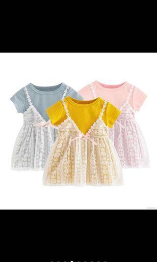 Lace Dress (short sleeve)