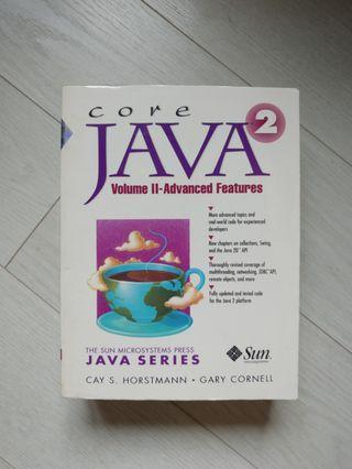 Core Java 2, Vol 2 Advanced features