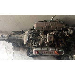 Land Range Rover Engine & Gearbox
