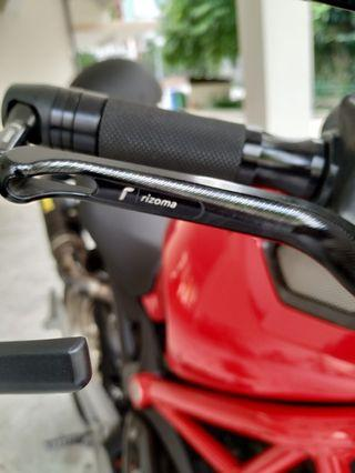 Rizoma Clutch and Brake Levers
