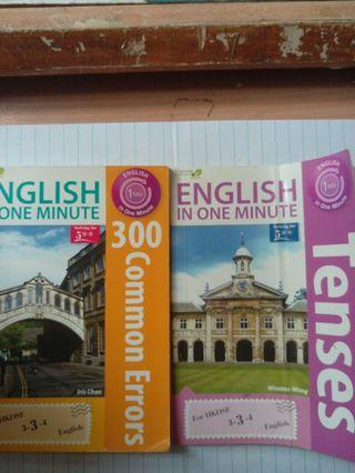 English in one minute