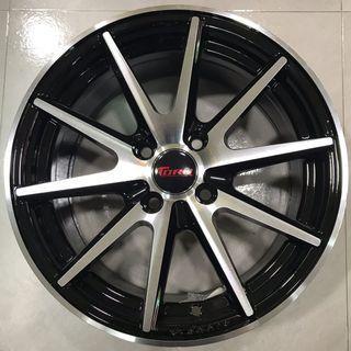 15 inch wheels PCD 4x100