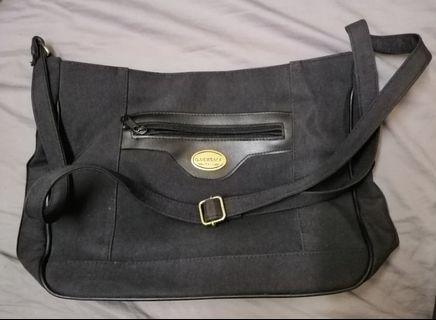 G. Versace shoulder bag.