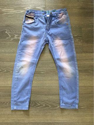 🚚 Boys Blue Jeans 110cm