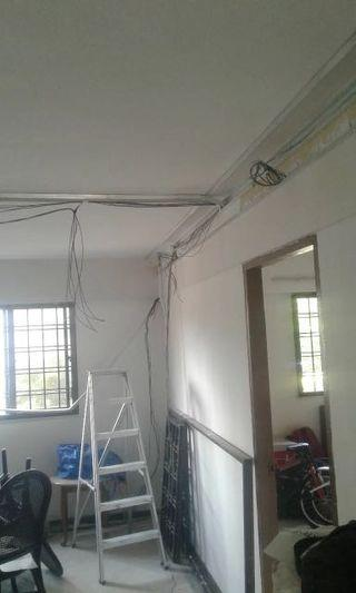Electrical Re-wiring