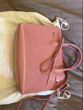Authentic Mansur Gavriel sunny bag, 95% new