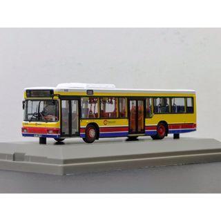 Model 1 城巴 MAN NL262 1502_HT8914@41A 華富 經香港仔