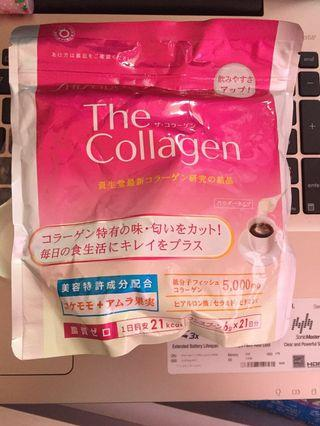 Shishedo The collagen 日本蛋白質骨膠原粉