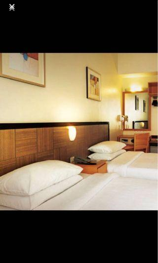🚚 Genting First World Deluxe Room