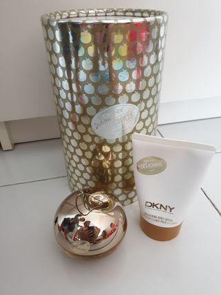 New DKNY perfume