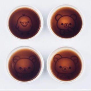 日本代購 鬆弛熊 醬油碟