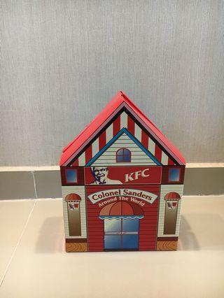 LIMITED EDITION Vintage KFC Grandpa Figurines