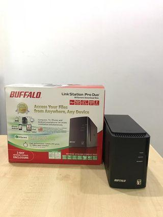 Buffalo Link Station Pro Duo