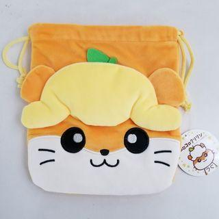 sanrio日本版Ck鼠三麗鷗索口收納袋