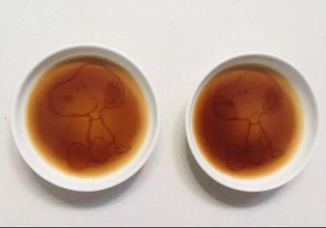 日本代購 SMOOPY 醬油碟