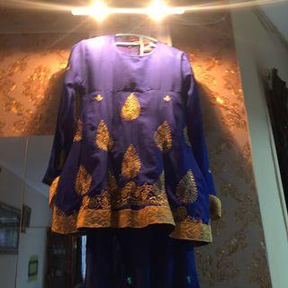 Saree baju kurung