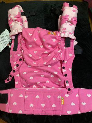 🚚 <reserved> Baby Tula BNWT FTG Petite Love