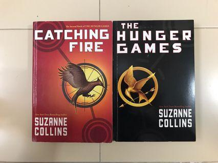 🚚 Hunger Games Series
