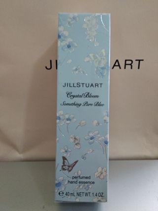 jill stuart 2019 something pure blue bloom hand cream 香精潤水霜