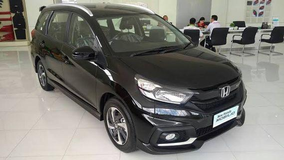 Clearance sale!! Mobilio RS m/t 2018