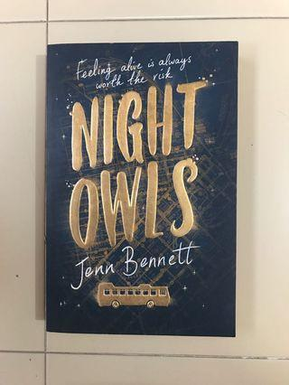 🚚 Night Owls by Jenn Bennet