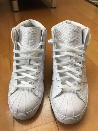 Adidas Superstar Up W 白色