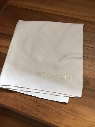 BVLGARI Soft Cleaning Cloth for Sunglasses