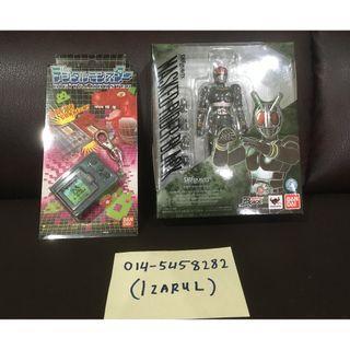 Kamen Rider Black & Digimon Vpet Japan Version 1