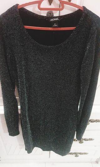 PRICE REDUCE: MonKl Glittle  Dress