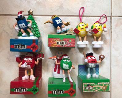 M&M Display Figure
