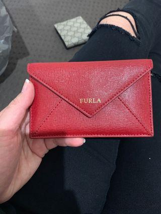 PRELoved card holder Furla