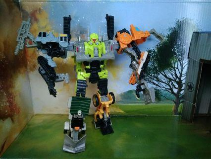 Transformers Power Core Combiners Steamhammer