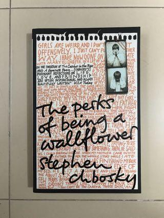 🚚 The perks of being a wallflower (book)