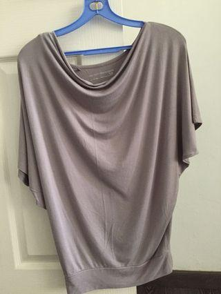 🚚 The clothes publisher grey top