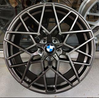 "20"" BMW m perfomance after market rim"
