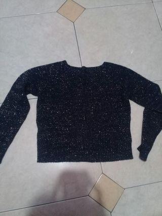 #BAPAU sweater crop top