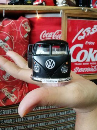 Volkswagen Combi Hitam Van Combi