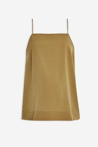 TOPSHOP Square Neck Camisole Top