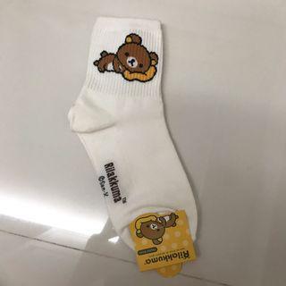 🚚 Rilakkuma socks