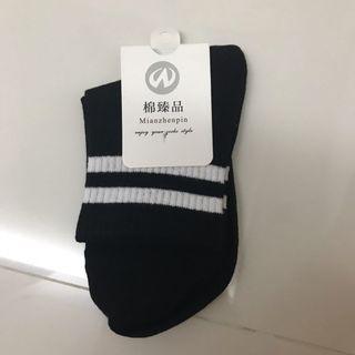 Ulzzang high socks