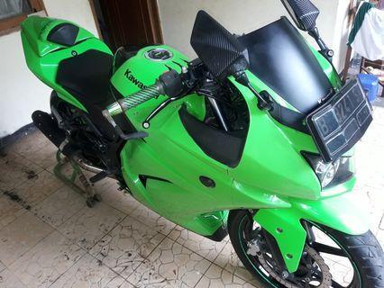 Kawasaki ninja 250 th 2009